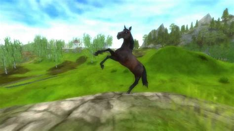 wild horses star stable  youtube
