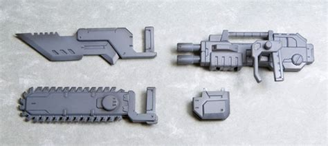 Sale Msg Weapon Unit 21 Harpoon Launcher Paling Laris amiami character hobby shop m s g modeling support