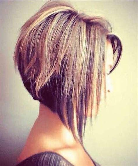 how to cut weightline hair layered a line bob hair pinterest bobs cut