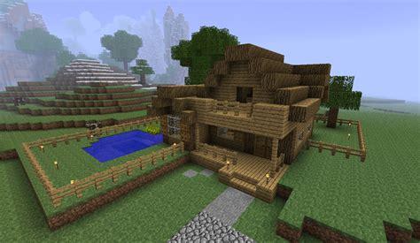 farm house minecraft simple farmhouse minecraft project