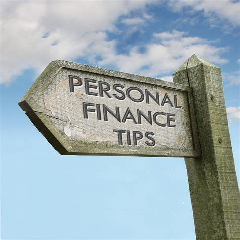 top 5 tips to manage your personal finances what