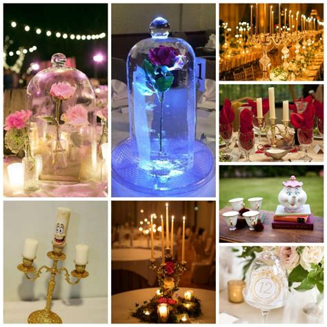 and the beast centerpieces 94 and the beast wedding centerpiece and