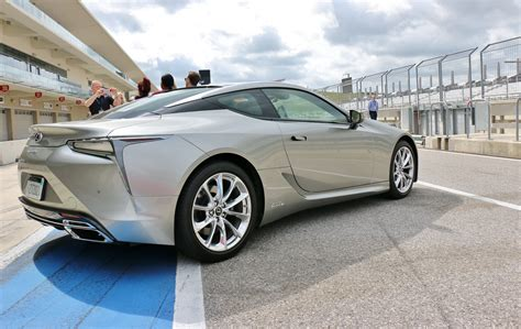 lexus of america review 2018 lexus lc 500h at circuit of the americas