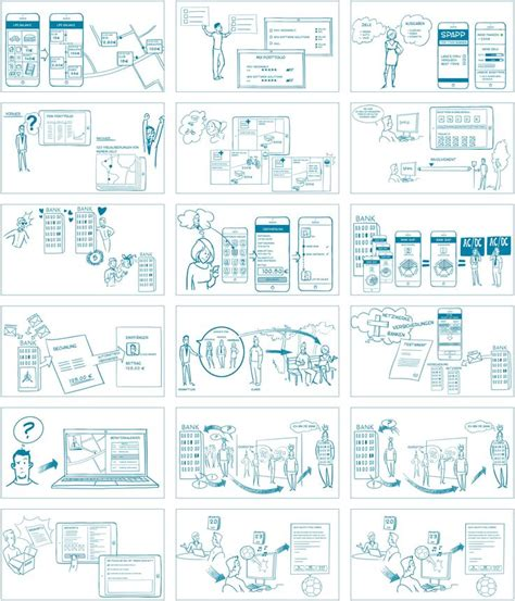 19 Best Ux Storyboards Images On Pinterest Service Design Storyboard And User Experience Design Ux Storyboard Template