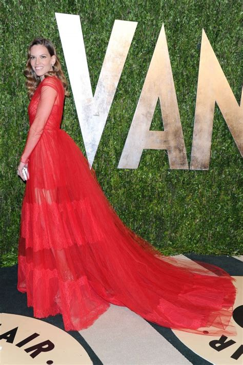 hilary swank vanity fair hilary swank oscar 2013 vanity fair party 03 gotceleb
