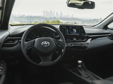 suv toyota inside new 2018 toyota c hr price photos reviews safety