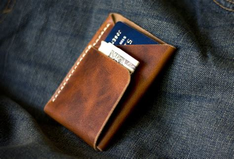 best mens leather wallets minimalist wallet 24 best modern wallets for 2017