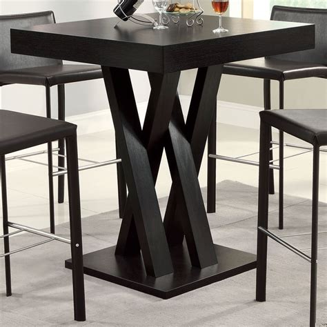 Dining Bar Table Modern Dining Bar Table Kitchen Wallpaper