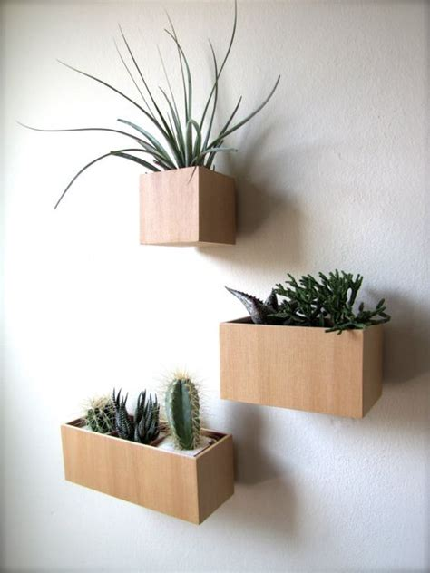 plant wall hangers indoor 35 space saving wall mounted furniture and decor ideas