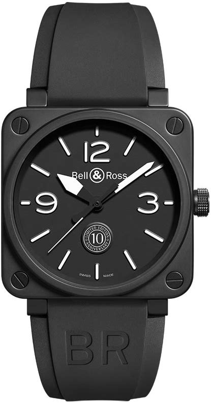 Jam Bell Ross Br01 92 br01 92 10th ce bell ross authenticwatches