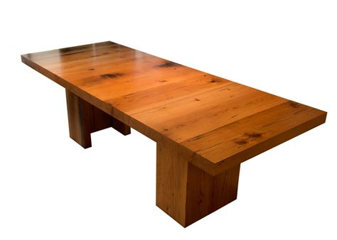 reclaimed wood conference table buy a custom showroom model reclaimed wood dining