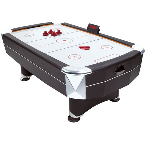 table hockey mightymast vortex air hockey table