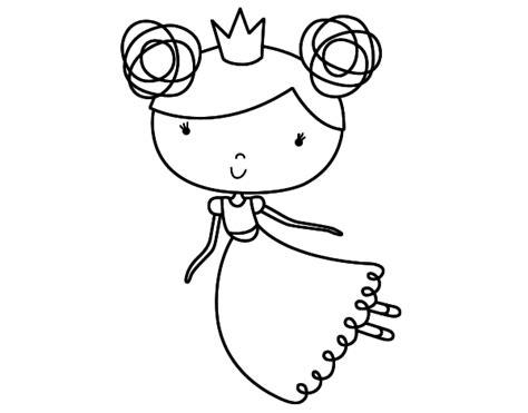 dibujos de princesas para colorear p gina 2 dibujo de princesa volando para colorear dibujos net