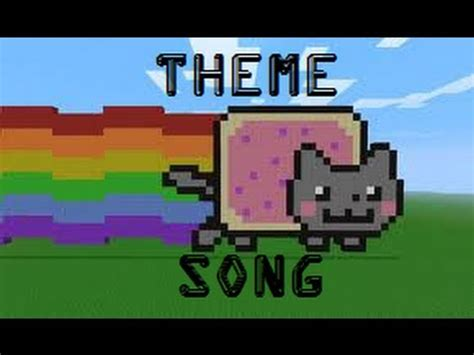 cat theme song minecraft nyan cat theme song