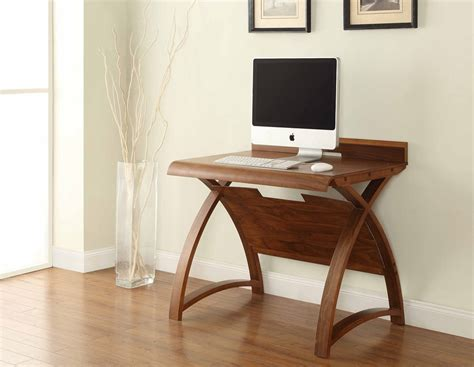 Jual Computer Desk Jual Pc603 Small Walnut Computer Desk