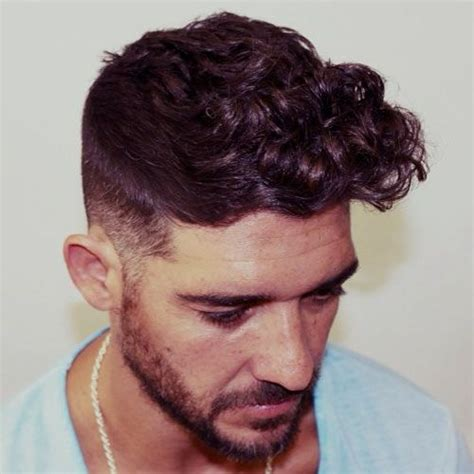 curly fades for men curly hair men hair and haircuts for curly hair on pinterest