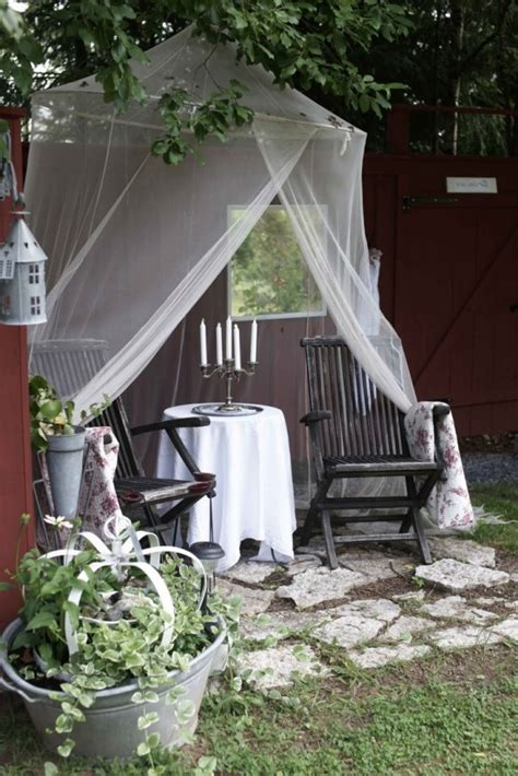 backyard mosquito 40 cute and practical mosquito net ideas for outdoors
