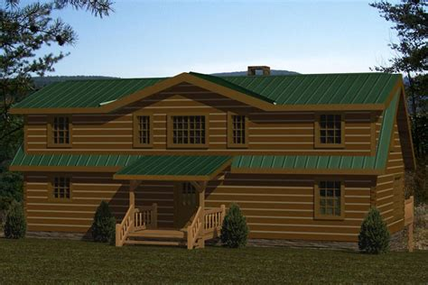 timber creek battle creek log homes