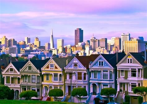 san francisco colorful houses why are houses in san francisco colorful quora