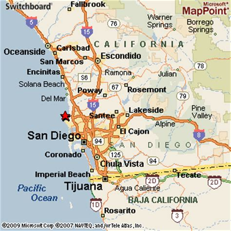 california map la jolla la jolla shores san diego nbhd california