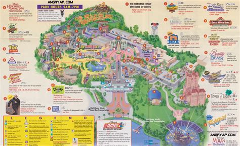 disney studios map studios map 2016 pictures to pin on pinsdaddy