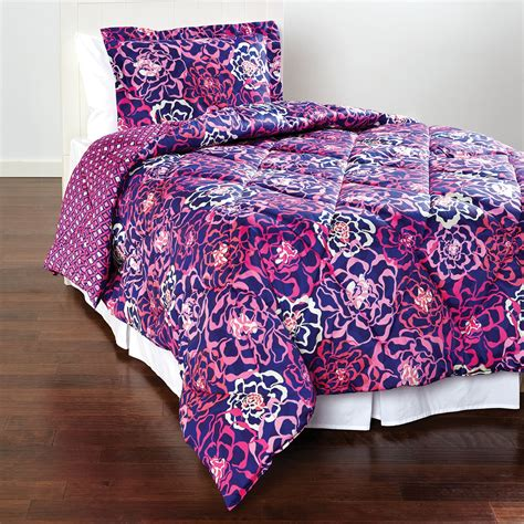 cozy bedding sets vera bradley cozy comforter bedding set xl ebay