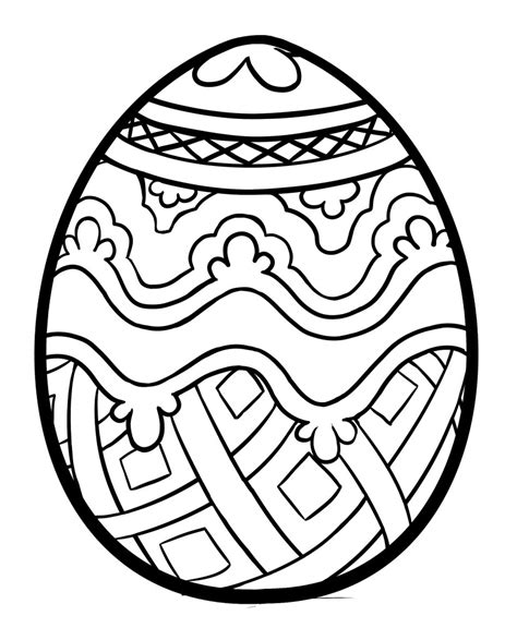easter egg coloring page easter coloring pages best coloring pages for