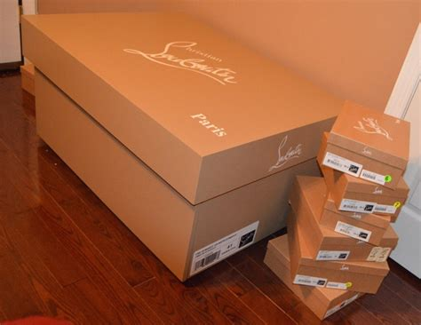nike shoe box coffee table 3 stylish ways to store christian louboutin shoes lollipuff