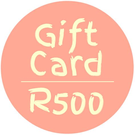Gift Card Names - gift card voucher r500 name your dummy