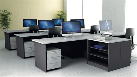 2 Desks In Small Office Small Office 2 Lenzon Malaysia Office Furniture