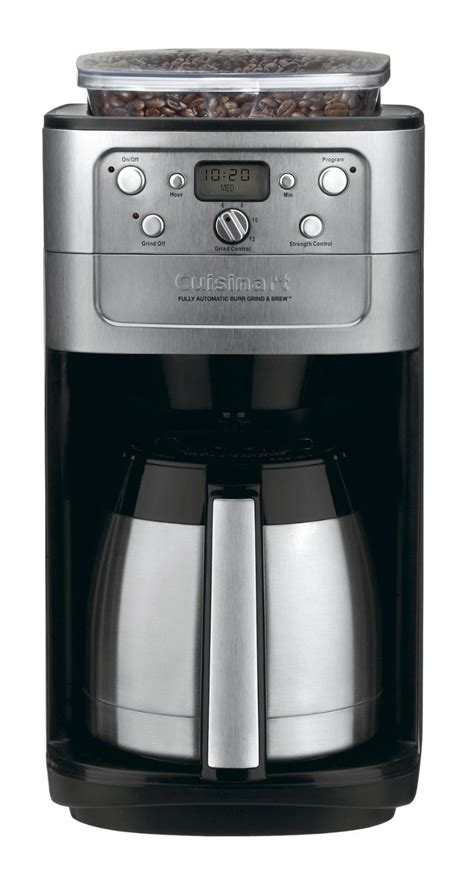automatic bid 6 best coffee maker with grinder reviews 2016 cm list