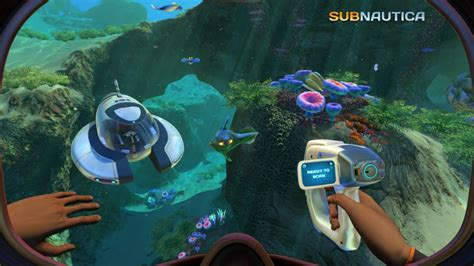 ps4 themes release subnautica ps4 release date could be 2018 playstation