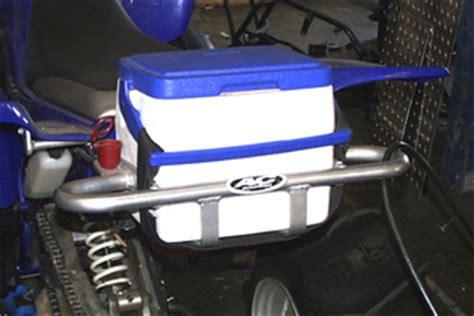 Atv Cooler Rack by Ac Racing Atv Cooler Rack Grab Bar Splash N Dirt