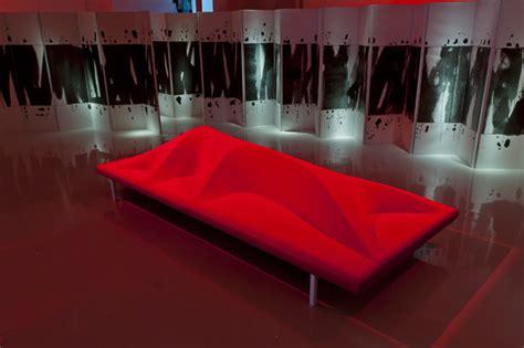zhang  designs hidden dragon sofa  moroso