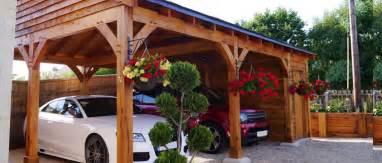 Oak Framed Car Port Les 233 Tapes Pour Peindre Votre Garage En Bois Non Class 233