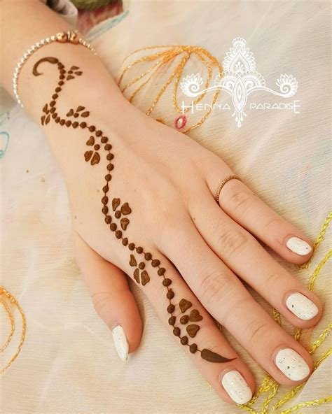 simple mehndi tattoo designs mehndi ke easy design makedes