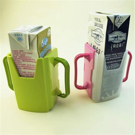Jual Perlengkapan Bayi Pumpee 3 Layers Milk Container Yellow milk box holder promotion shop for promotional milk box