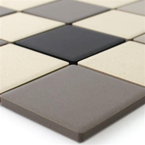 fliese unglasiert keramik mosaik fliesen grau uni rutschfest unglasiert