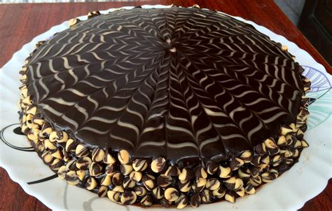 Decorate Kitchen Ideas by Chocolate Cake With Ganache Kitchen Time With Neha Youtube