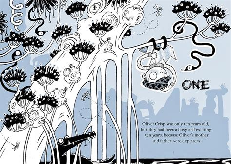 oliver and the seawigs the book addicted month of guests 2013 philip reeve and sarah mcintyre