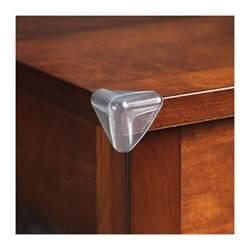 protections de coins de meuble souples paquet de 4 de kidco