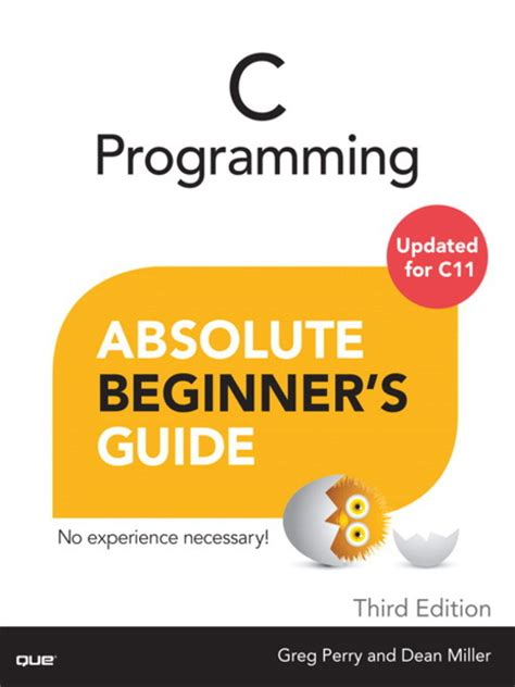 c programming for absolute beginners books c programming absolute beginner s guide 3rd edition free