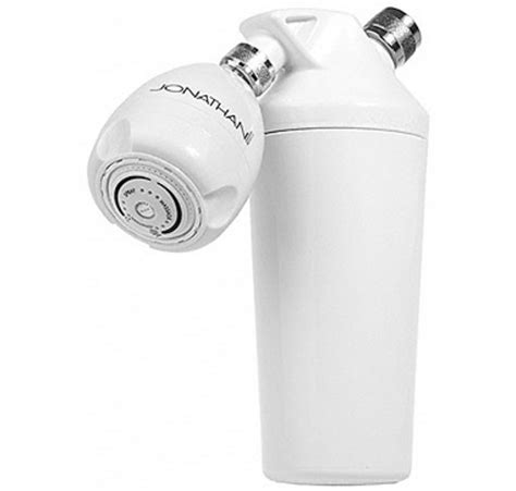Jonathan Product Shower Purification System by 5 Ways To Fix Brassy Hair Beautyeditor