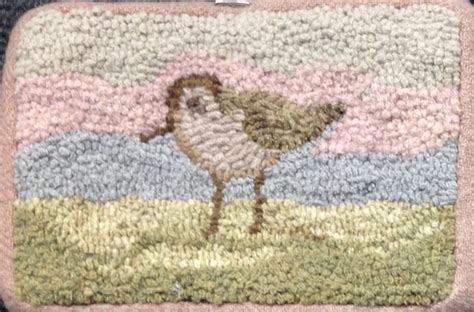 cushing rug hooking this week at w cushing the countdown to rug hooking week at sauder