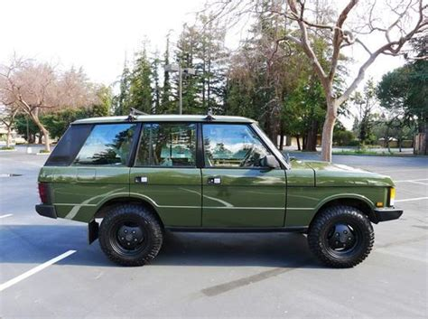 range rover hunter find used 1991 land rover range rover hunter sport utility