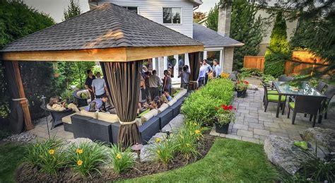Porch Decor Ideas by Gazebos And Pergolas Paradise Decks And Landscape Design
