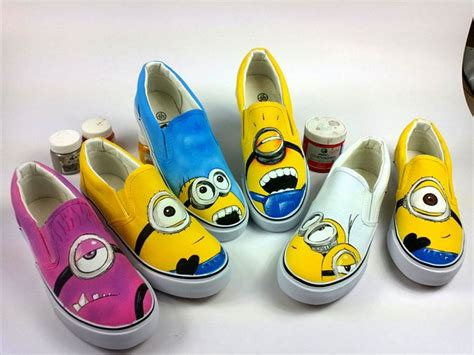 Imagenes De Minions Zapatos   17 mejores ideas sobre zapatos minion en pinterest