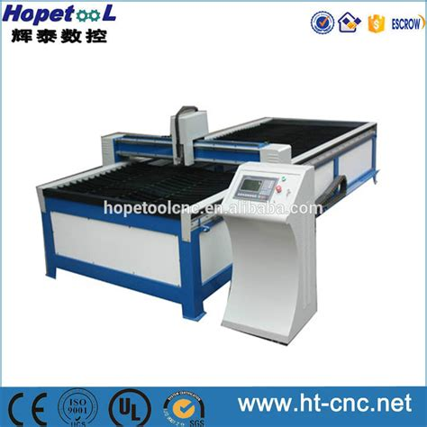 high precission fast speed used plasma cutting tables for sale