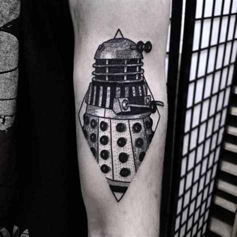 dalek tattoo designs 101 best images about doctor who tattoos on