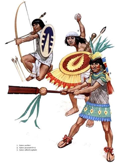 imagenes de herramientas aztecas uniformes de guerreros latinoamericanos cual es tu
